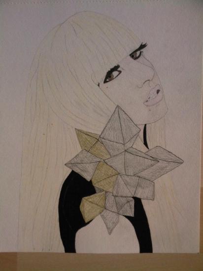 Lady Gaga by angeltelimi23